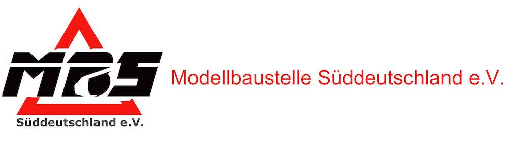 Modellbaustelle Süddeutschland e.V.